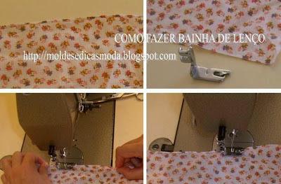 bainha de lenço