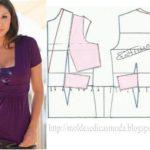 blusa lilás