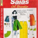 modelos de saias práticas e elegantes