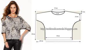 camisola casual feminina