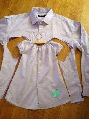reciclar camisas usadas