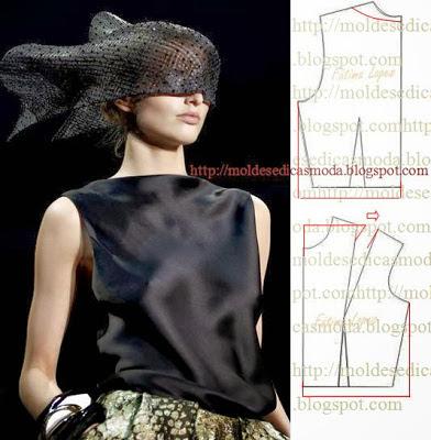detalhes de roupa