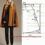 casaco tipo capa