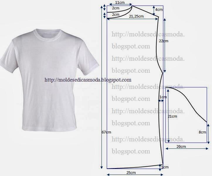 Как сшить футболку для мальчика своими руками для начинающих