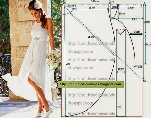 vestido de noiva fácil