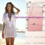 túnica fácil de costurar