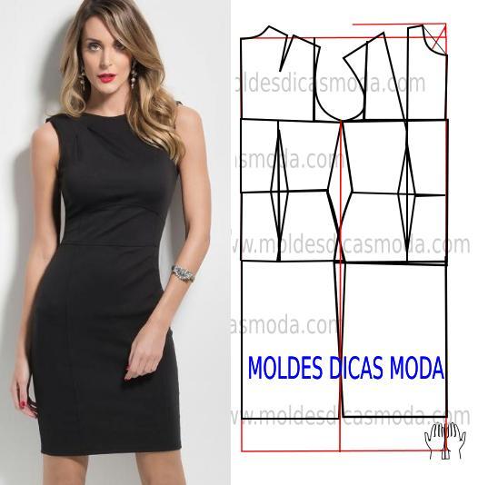 http://moldesdicasmoda.com/wp-content/uploads/2015/12/VESTIDO-PRETO.jpg
