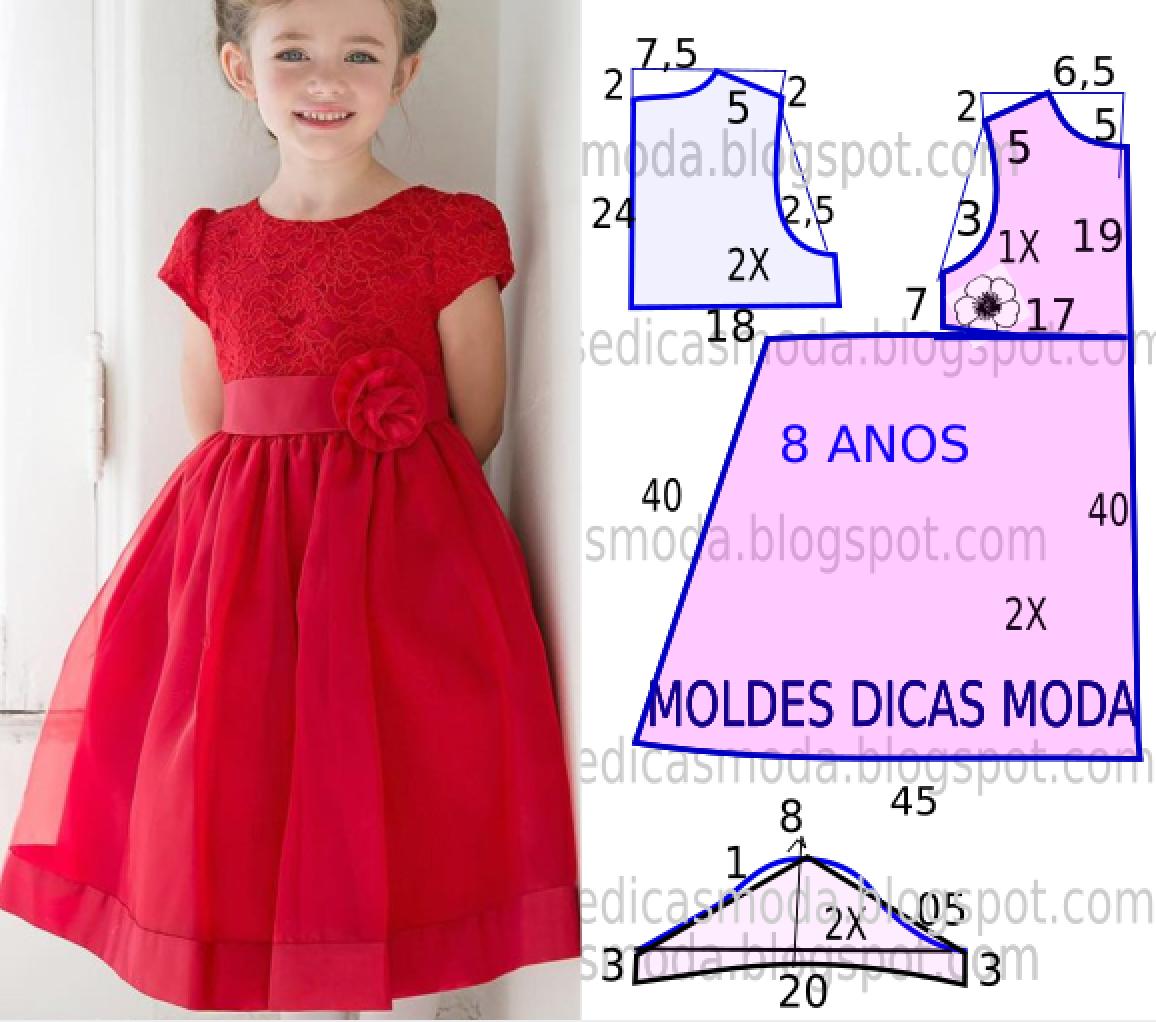 Как сшить праздничное платье своими руками