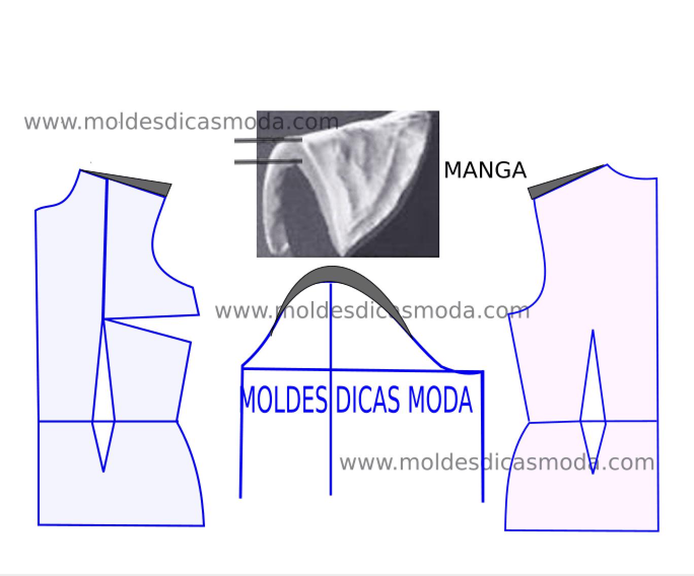 ombreiras para roupa