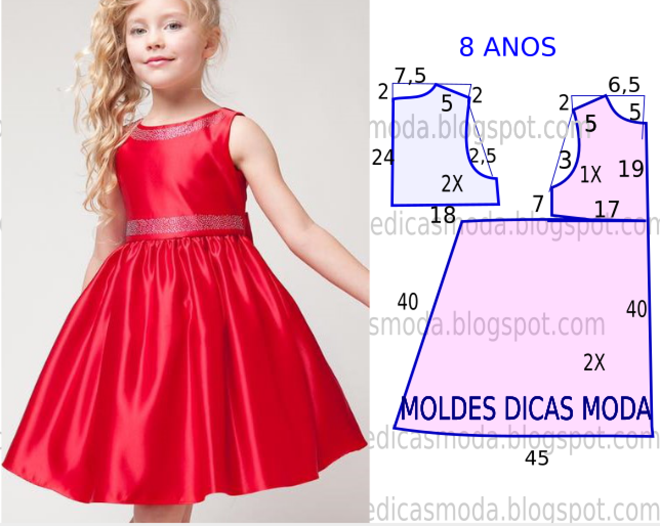 Vestidos festa infantil princesas
