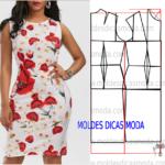 Vestido floral gratis