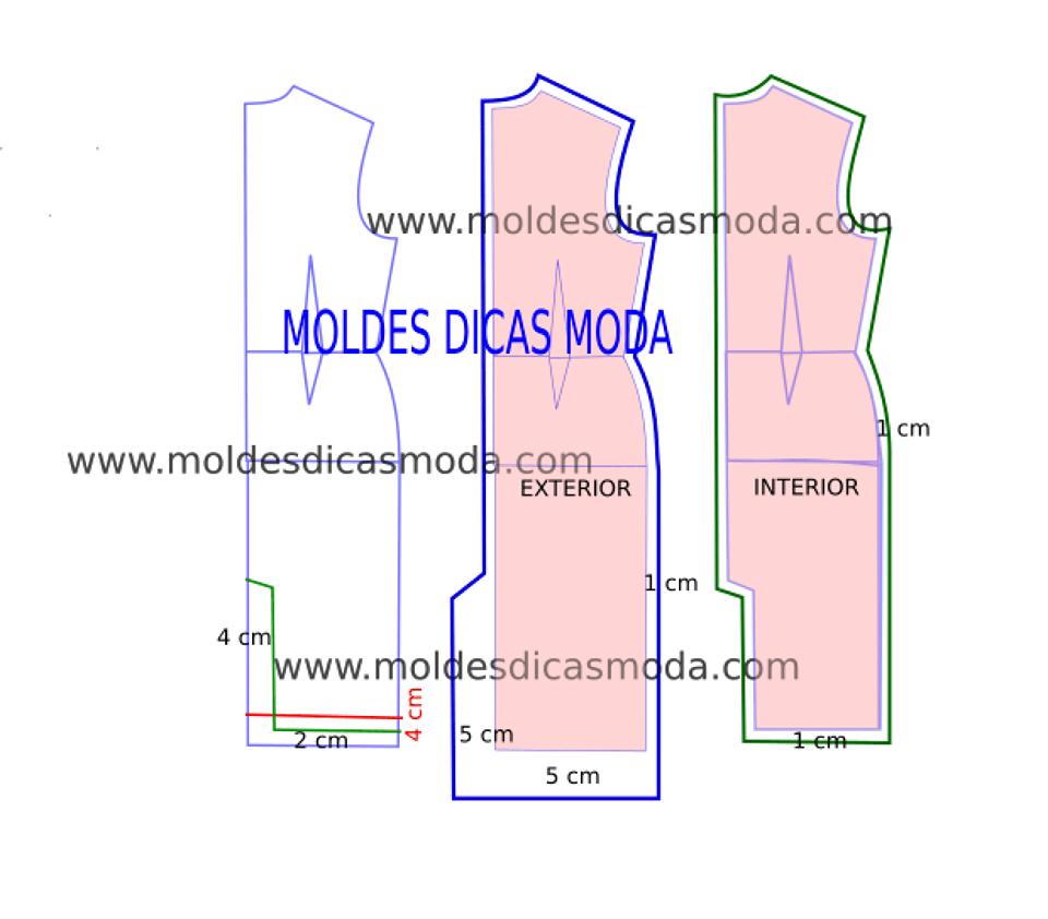 detalhes e design de roupa